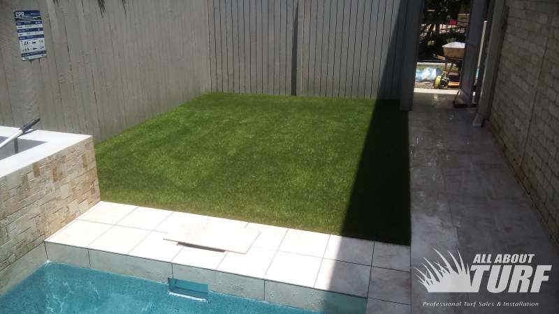 Summer Prestige Poolside Installation