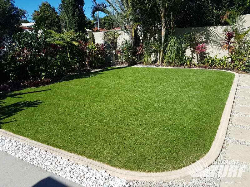 Synthetic Turf August Installation