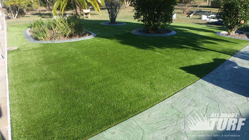 Synthetic Turf Garden