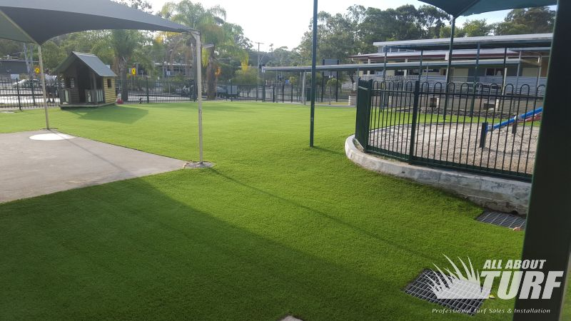 School Synthetic turf project